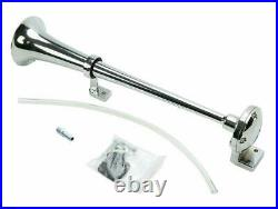 150DB 12V Single Train Trumpet Car Air Horn Compressor with Super Loud Universal
