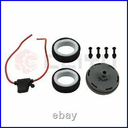 150PSI Car/Truck/Boat/Train Horn Compressor Fits Air Horn with 30A Fuse kit