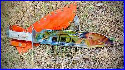 18 Ubr Custom Handmade D2-tool Steel Hunting Bowie Knife With Stag Horn