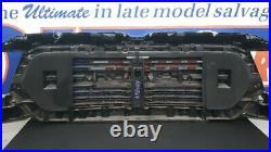19 Dodge Ram 1500 Big Horn Oem Upper Grille Assembly With Silver Valance