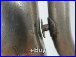 1918 C. G. Conn Ltd. E Flat Alto Horn 20 long with 8.50 bell