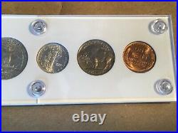 1934p MINT SET WITH FLASHY, PQ COINS, FULL HORN ON BUFFALO! TAKE A LOOK