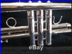 1975 Benge LA 2X #17599 with Case. Mutes & Mouthpieces The Screamer Lead Horn
