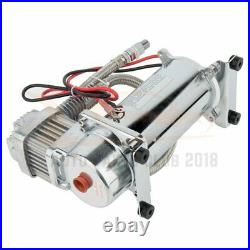 200 PSI Heavy Duty Air Compressor With Mounting Hardware For Car Horn System