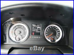 2018 Ram 3500 Big Horn 4x4 Mega Cab 6'4 Box