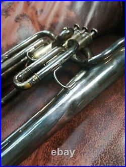 Boosey & Co Solbron Tenor Horn Class A, with Leather Case