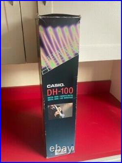 CASIO Digital Horn DH-100 Refurbished Perfect condition with Box and extra
