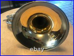 Conn 8D Double French Horn with detachable rose brass bell Excellent Condition
