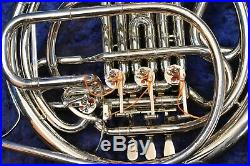 Conn 8D Professional Kruspe-Wrap Double French Horn with Case and Mouthpiece