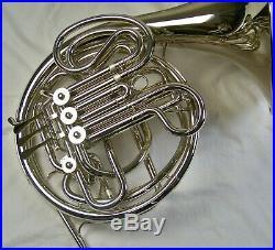 Eastman EFH882N Double French Horn with Bach, Holton Farkas or Yamaha Mouthpiece