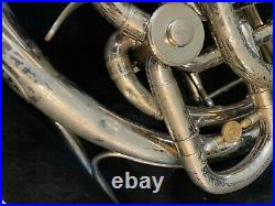 Holton H179 Farkas Model Intermediate Double French Horn working with hard case