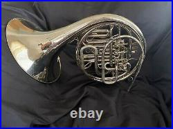 Holton H179 Farkas Professional Double French Horn with Case