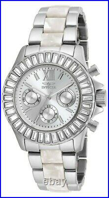 Invicta Angel Multi Function Silver Stainless Steel with Horne Plastic 18867