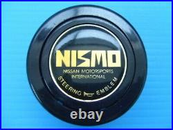 JDM NISMO Horn Button with Old Logo BNR32 BCNR33 BNR34 S13 S14 NISSAN Datsun