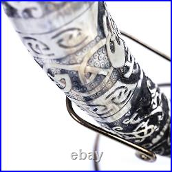 Limited Edition Norse Tradesman 50 cm Borre Style Viking Drinking Horn with
