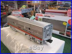 Lionel Modern 8777 Santa Fe F-3 B Unit With Alterations Horn & Port Holes 1977