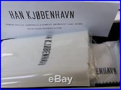Men's Han Kjobenhavn Stable Horn Sunglasses New with box