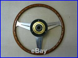 Nardi Torino Classic 390mm with Mercedes Adaptor and Horn Button