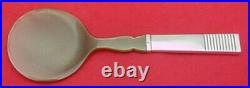 Parallel by Georg Jensen Sterling Silver Tomato Server HH with Horn 8 Serving