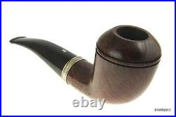 Pipe Ser Jacopo L1 B With Real IN Silver Fancy Horn
