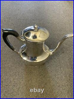 RARE Sterling With Rams head curled horns etched beautifully in great condition