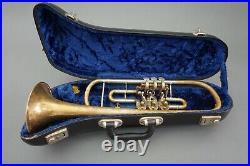 Richard Keilwerth Trumpet Flugel Horn Without Mouth Piece With Gewa Case 1. GRÜ