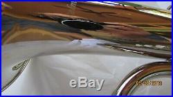 Selman 3 Valve Baritone Horn Euphonium Model CA4085 with Hard Case