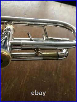 Stomvi USA Bb Trumpet Lead horn with Bach 18C mouthpiece