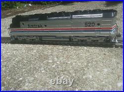 Williams Amtrak FP 45 with horn. #98520