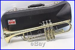 YAMAHA Silver YTR6335H II Trumpet YTR6335 Professional Horn with Case FAST SHIP