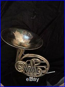Yamaha Model 662 Professional Double French Horn with Original Yamaha Case