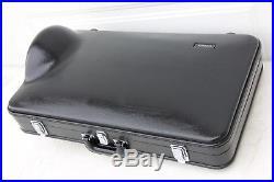 Yamaha YEP201 Euphonium Horn YEP 201 SILVER Baritone with Hard Case & Mouthpiece